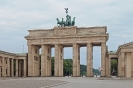 Brandenburger Tor und Pariser Platz in Berlin